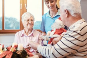 Skilled Nursing Facility Holiday Party